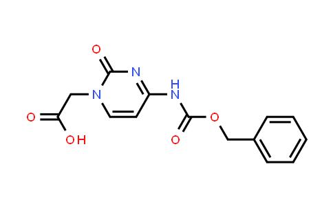C(Cbz)-acetic acid