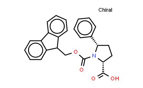 Fmoc-(2R,5S)-5-phenylpyrrolidine-2-carboxylic acid