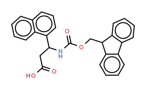 Fmoc-(R,S)-3-amino-3-(1-naphthyl)propionic acid