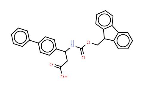 Fmoc-(R,S)-3-amino-3-(biphenyl)propionic acid