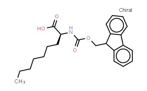 Fmoc-(S)-2-aminononanoic acid