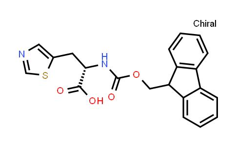 Fmoc-3-Ala(5-thiazoyl)-OH