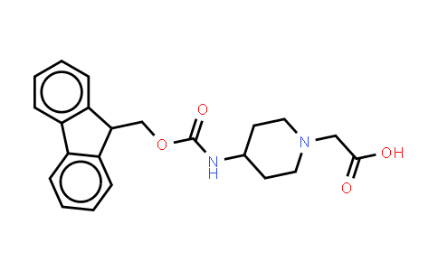 Fmoc-4-amino-1-carboxymethyl-piperidine