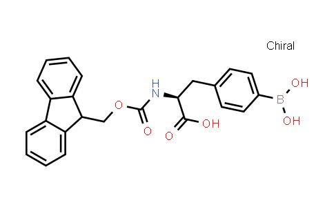 Fmoc-4-Borono-L-Phenylalanine