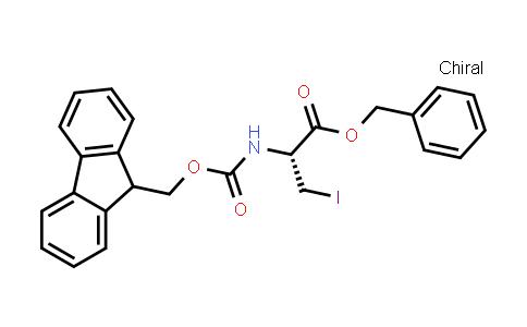 Fmoc-beta-Iodo-L-Ala-OBzl