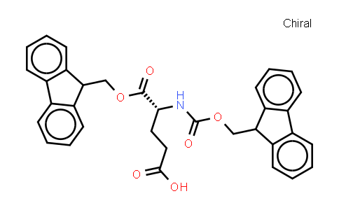 Fmoc-D-Glu-OFm