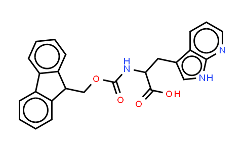 Fmoc-DL-7-azatryptophan