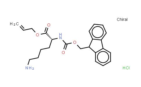 Fmoc-D-Lys-OAll.HCl