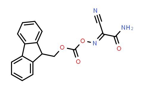 Fmoc-Oxy-2-amino-2-oxoacetimidoyl cyanide