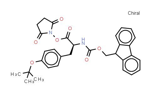 Fmoc-Tyr(tBu)-Osu