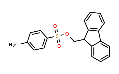 (9H-fluoren-9-yl)methyl 4-methylbenzene-1-sulfonate