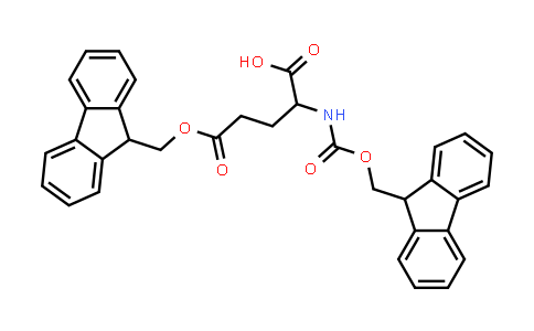 N-α-(FMOC)-L-glutamic acid α-fluorenylmethyl ester