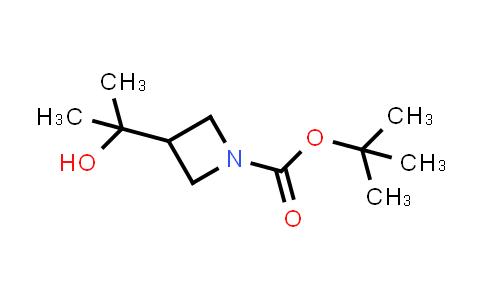 tert-butyl 3-(2-hydroxypropan-2-yl)azetidine-1-carboxylate