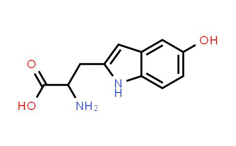 2-Amino-3-(5-hydroxy-1H-indol-2-yl)propanoic acid