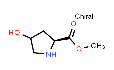 (2S)-Methyl 4-hydroxypyrrolidine-2-carboxylate
