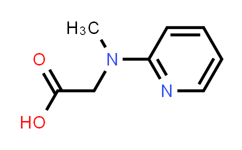 2-(Methyl-2-pyridylamino)acetic Acid