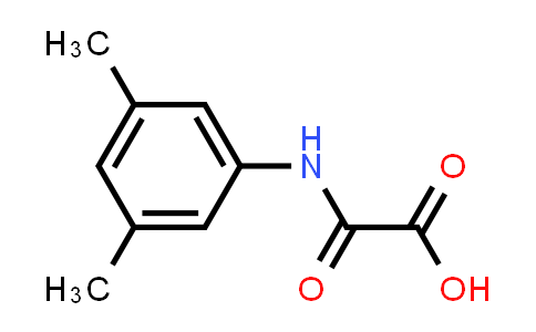 2-((3,5-Dimethylphenyl)amino)-2-oxoacetic acid