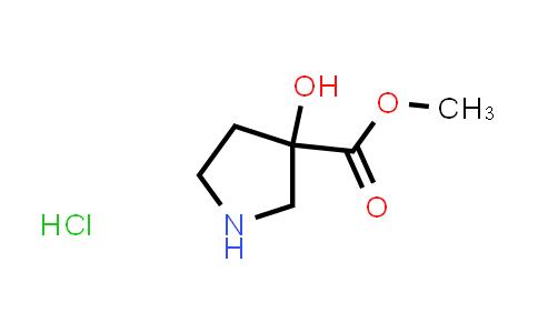 Methyl 3-hydroxypyrrolidine-3-carboxylate hydrochloride