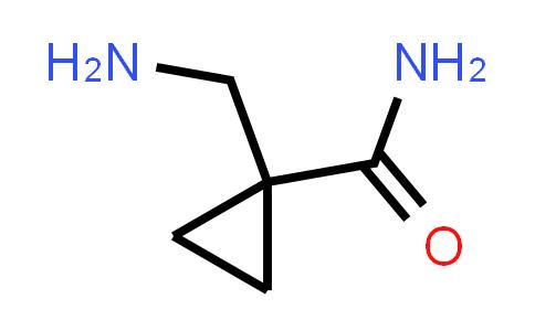 1-(Aminomethyl)cyclopropanecarboxamide