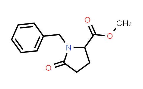 Methyl 1-benzyl-5-oxopyrrolidine-2-carboxylate