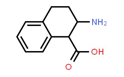 2-Amino-1,2,3,4-tetrahydronaphthalene-1-carboxylic acid