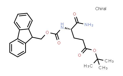 (S)-tert-Butyl 4-((((9H-fluoren-9-yl)methoxy)carbonyl)amino)-5-amino-5-oxopentanoate