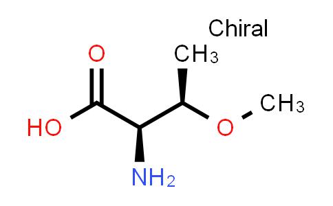 (2R,3R)-2-Amino-3-methoxybutanoic acid