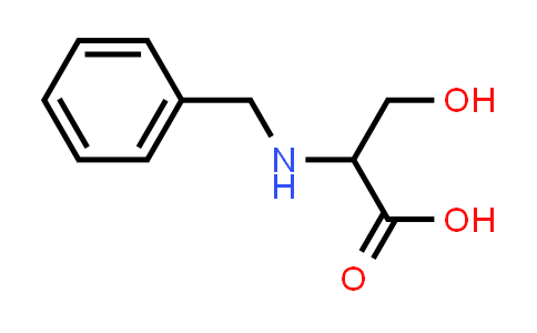 2-(Benzylamino)-3-hydroxypropanoic acid