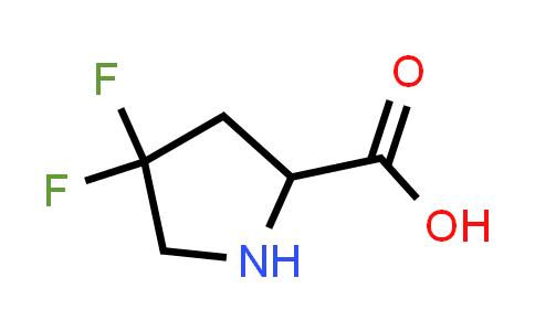 4,4-Difluoropyrrolidine-2-carboxylic acid
