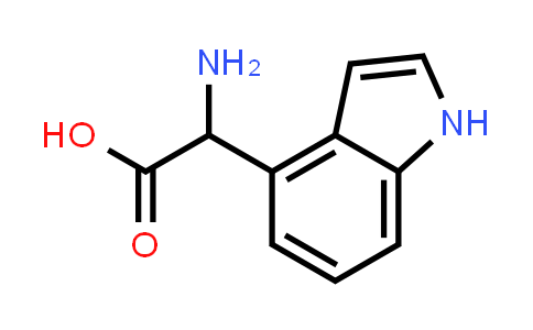 2-Amino-2-(1H-indol-4-yl)acetic acid