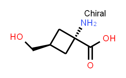 cis-1-Amino-3-(hydroxymethyl)cyclobutanecarboxylic acid