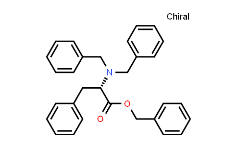 (S)-Benzyl 2-(dibenzylamino)-3-phenylpropanoate