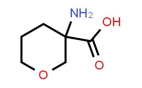 3-Aminotetrahydro-2H-pyran-3-carboxylic acid