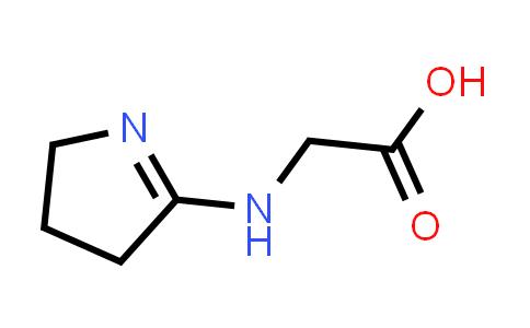 2-((3,4-Dihydro-2H-pyrrol-5-yl)amino)acetic acid
