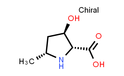 (2R,3R,5R)-3-Hydroxy-5-methylpyrrolidine-2-carboxylic acid