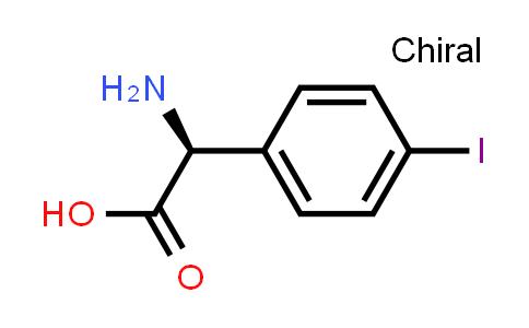 (S)-2-Amino-2-(4-iodophenyl)acetic acid