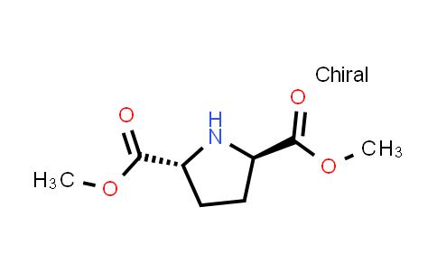 (2R,5R)-Dimethyl pyrrolidine-2,5-dicarboxylate