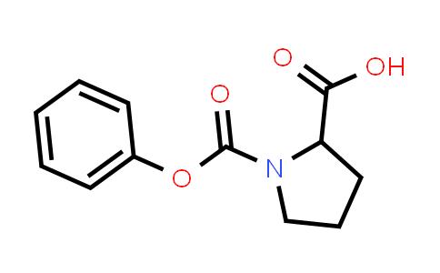 1-(Phenoxycarbonyl)pyrrolidine-2-carboxylic acid