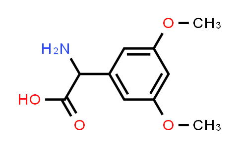 2-Amino-2-(3,5-dimethoxyphenyl)acetic acid
