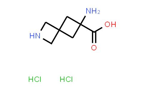 6-Amino-2-azaspiro[3.3]heptane-6-carboxylic acid dihydrochloride