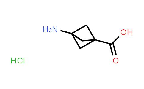 3-Aminobicyclo[1.1.1]pentane-1-carboxylic acid hydrochloride