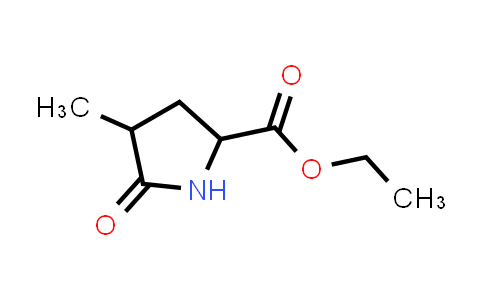 Ethyl 4-methyl-5-oxopyrrolidine-2-carboxylate