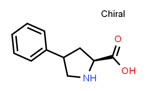 (2S)-4-Phenylpyrrolidine-2-carboxylic acid