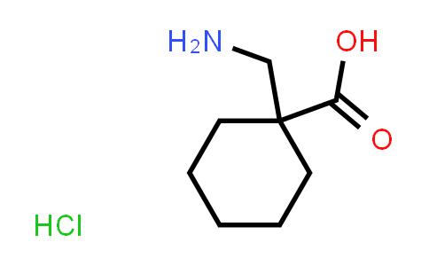 1-Aminomethyl-cyclohexanecarboxylic acid hydrochloride