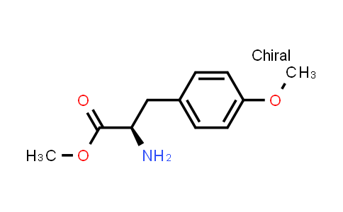 (R)-Methyl 2-amino-3-(4-methoxyphenyl)propanoate