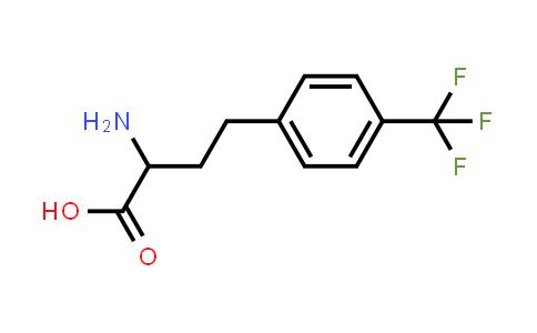 2-Amino-4-(4-(trifluoromethyl)phenyl)butanoic acid