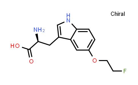 (S)-2-Amino-3-(5-(2-fluoroethoxy)-1H-indol-3-yl)propanoic acid