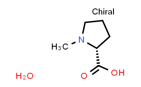 N-Methyl-D-proline monohydrate