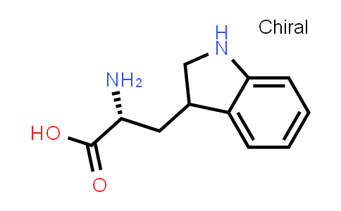 (2R)-2-Amino-3-(indolin-3-yl)propanoic acid