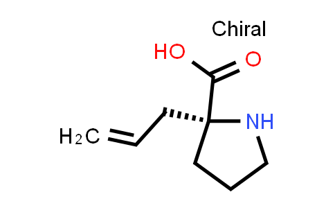 (R)-2-Allylpyrrolidine-2-carboxylic acid